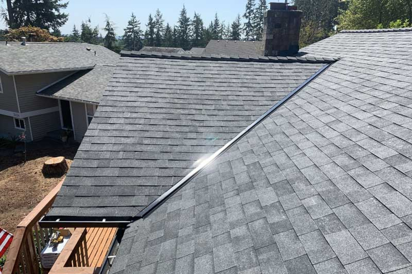 Roof Moss Removal in Silverdale & Port Orchard, WA
